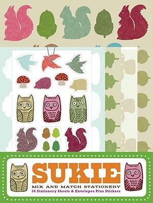 Sukie Mix and Match Stationery By Gibbs, Darrell/ Harding, Julia